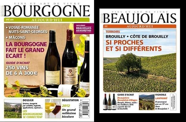 Bourgogne Aujourdhui 137 Lantignie